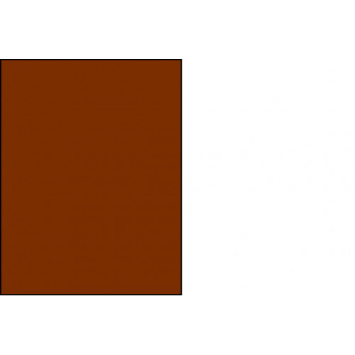 Fogli Elle Erre Marrone 50x70 cm 20 pezzi