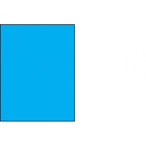 Fogli Elle Erre Azzurro 50x70 cm 20 pezzi