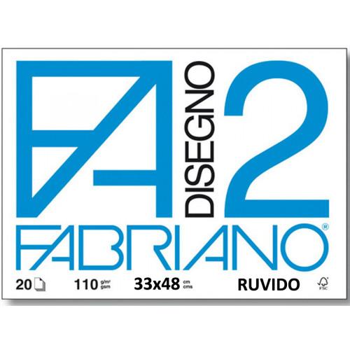 Album da Disegno Ruvido Fabriano 12 fogli 33x48 cm 10 pezzi