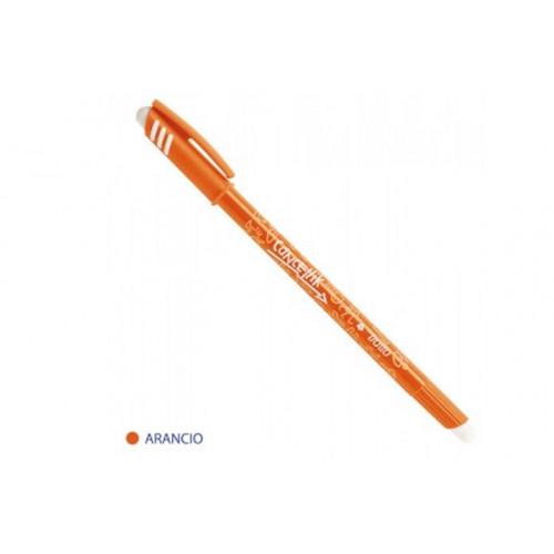 Penna Tratto Cancellik arancione 12 pezzi Fila