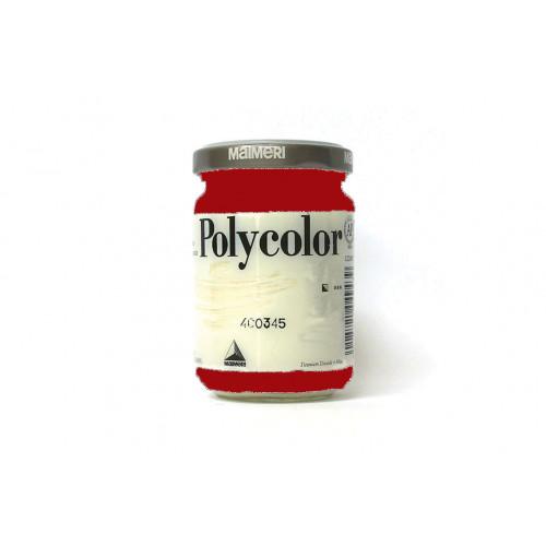 Vasetto Polycolor Maimeri Bordeaux 140 ml