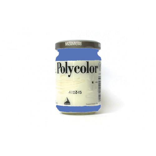 Vasetto Polycolor Maimeri Blu Ftalo 140 ml