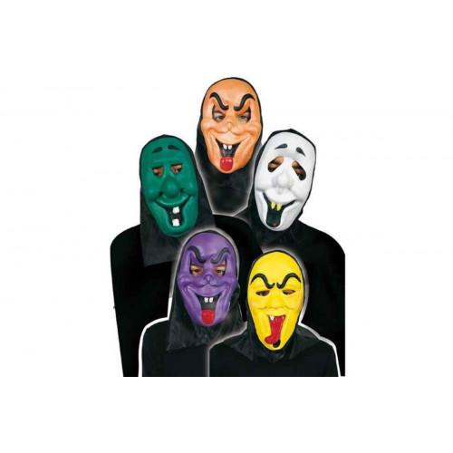 Maschera mostri in eva Fiori Paolo