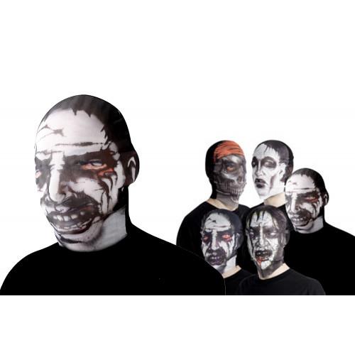 Maschera seconda pelle Fiori Paolo