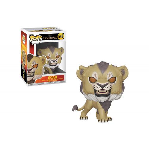 Funko Pop Disney Lion King scar 548