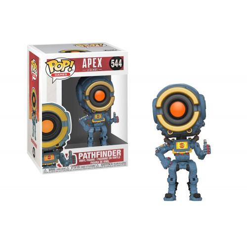 Funko Pop Games Apex Pathfinder 544