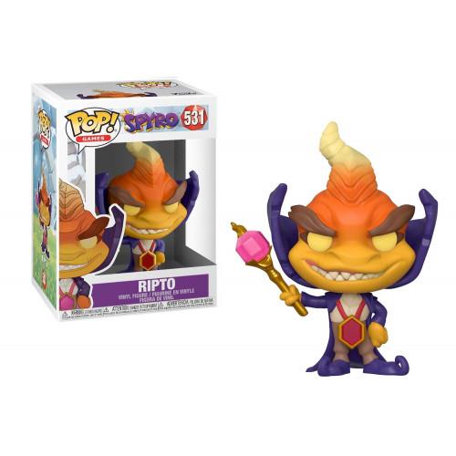 Funko Pop Games Spyro Ripto 531