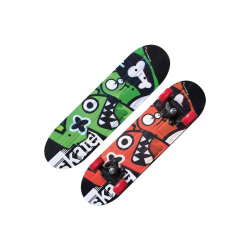 Skateboard Tribe Monsters