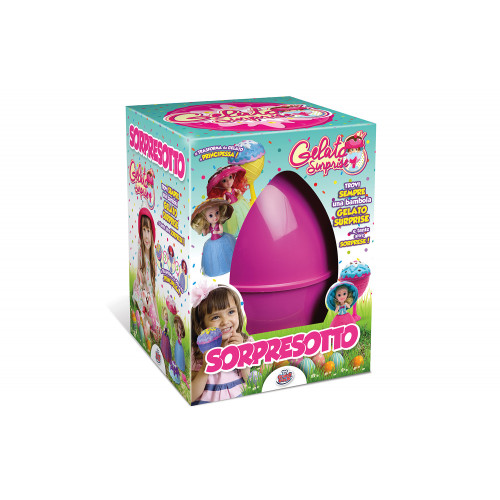 Uovo sorpresotto Cupcake Surprise