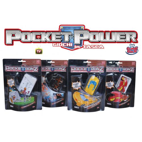 Pocket Power giochi tascabili
