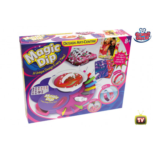Magic Dip Laboratorio dei colori Grandi Giochi
