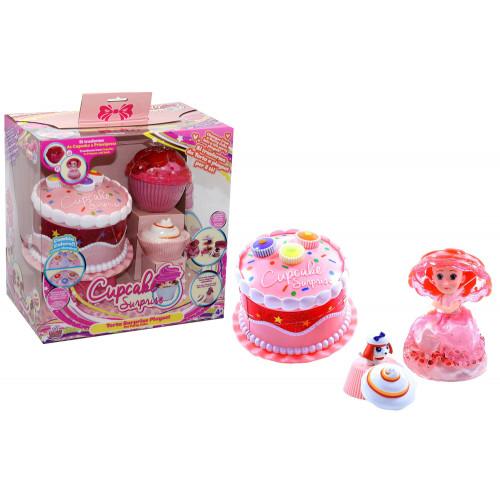 Cupcake surpriseTea party cake