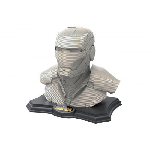 Puzzle 3D sculpture Iron Man Grandi Giochi