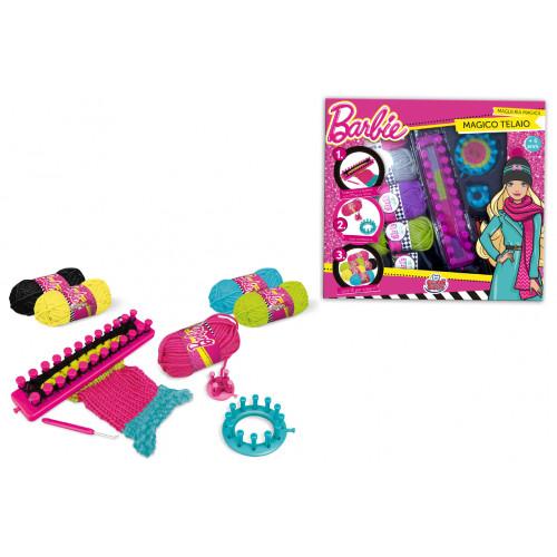 Magliera Magico Telaio Crea sciarpe di Barbie Grandi Giochi