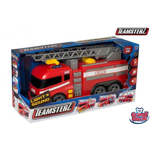Teamsterz camion pompieri Grandi Giochi