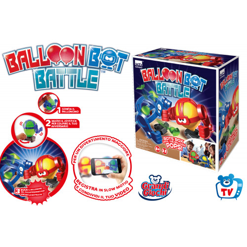 Ballon Bot Battle