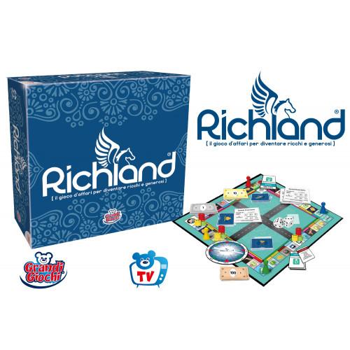 Richland Gioco d'Affari