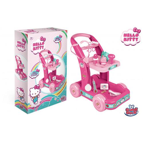 Hello Kitty carrello dottore Grandi Giochi