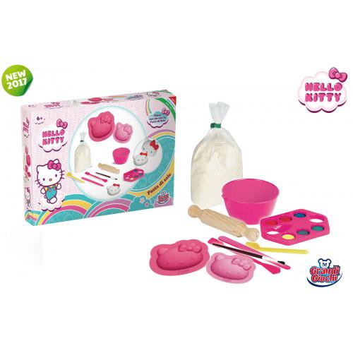 Hello Kitty pasta di sale Grandi Giochi
