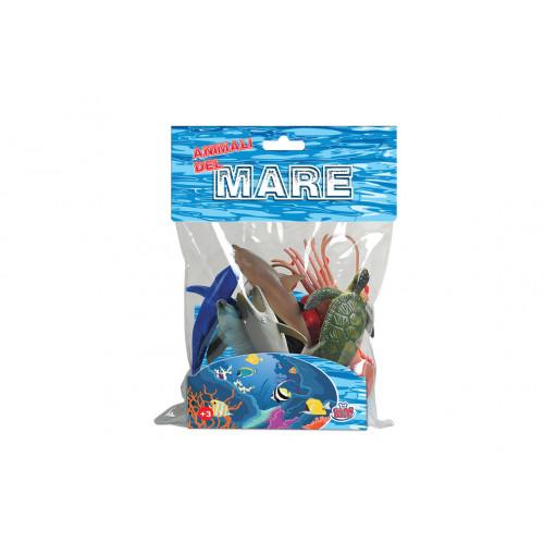 Busta Animali Marini da 8 pezzi