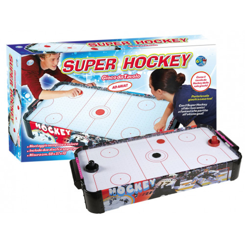 Air hockey legno da tavolo