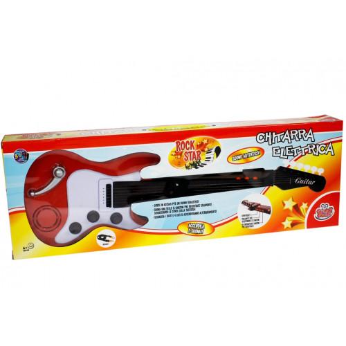 Chitarra elettrica Rock star Grandi Giochi