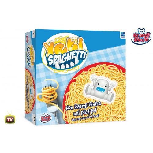 Yeti Spaghetti Grandi Giochi