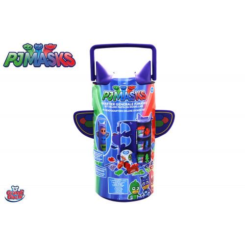 PJ Masks Magic pasta Quartier Generale Grandi Giochi