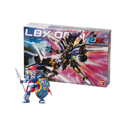 LBX Personaggi Serie 2