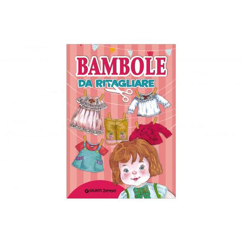 Libro bambole da ritagliare