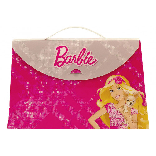 Libro fashion borsetta barbie
