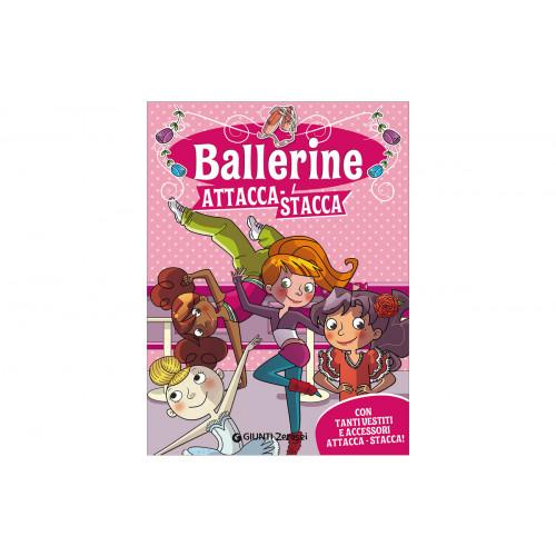 Libro ballerine attacca-stacca
