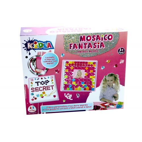 Mosaico Fantasia Diario segreto Kidea Globo