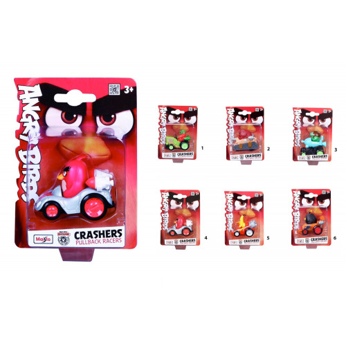 Angry Birds Veicoli Retrocarica
