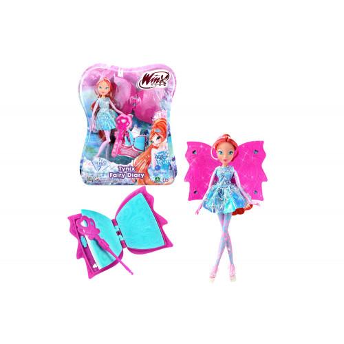 Winx Tynix Fairy Diary Bloom