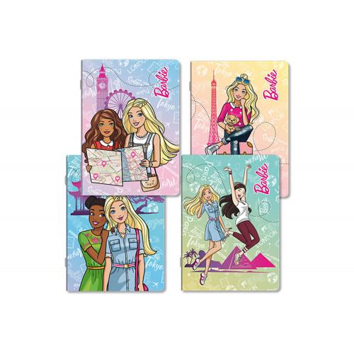 Quadernoni A4 Barbie rigatura C 12 pezzi