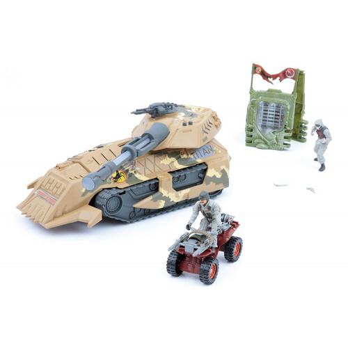 Mamatoy Carro Armato e veicolo