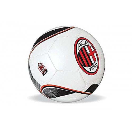 Pallone cuoio Milan Mondo