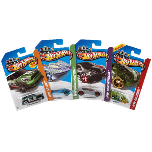 Hot Wheels veicolo singolo 1:64 Mattel