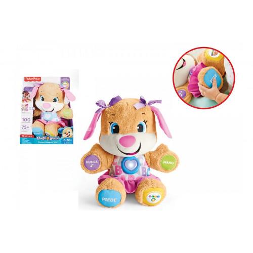 La Sorellina di Cagnolino smart stage Fisher Price Mattel