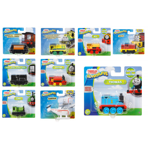 Thomas e Friends veicolo singolo