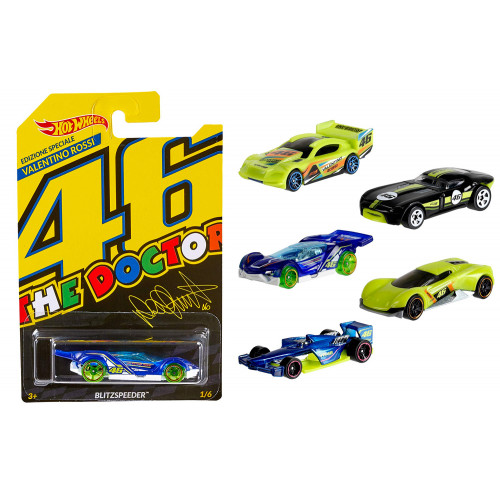 Hot Wheels Veicoli Valentino Rossi 1:64