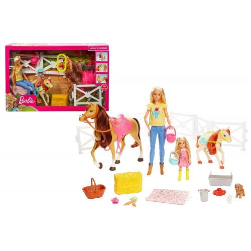 Ranch di Barbie e Chelsea