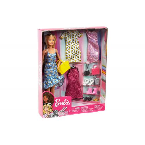 Barbie Fashion con Cambio Abiti