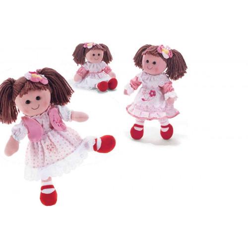 Bambola Corinne di Pezza 35 cm
