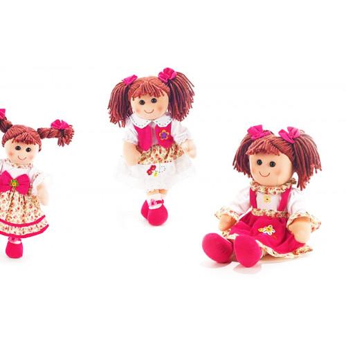 Bambola Erika di Pezza 35 cm
