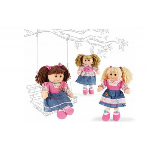 Bambola Gisele di Pezza 35 cm