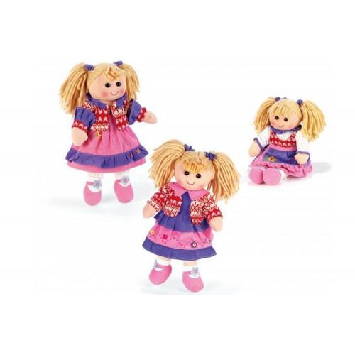 Bambola Geraldine di Pezza 35 cm