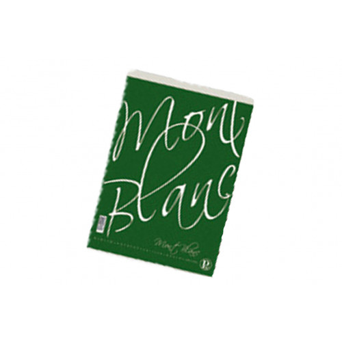 Blocco Mont Blanc 21X29 cm Rigatura 5M 10 pezzi