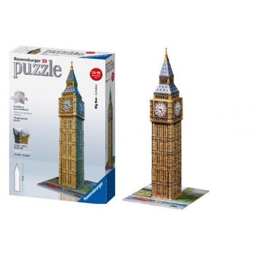Puzzle 3D Big Ben 216 pezzi Ravensburger